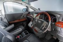 2011 TOYOTA ALPHARD 2.4 VVTi 2 x PWR DOOR/BOOT