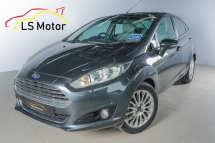 2013 FORD FIESTA 1.5 Titanum LeatherSeat