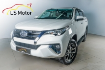 2018 TOYOTA FORTUNER 2.7 SRZ (A) WARRANTY NEW