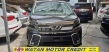 2016 TOYOTA VELLFIRE 2.5ZG Edition JBL LEATHER SEAT SUNROOF NO HIDDEN CHARGES
