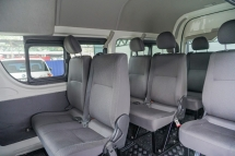 2016 TOYOTA  HIACE 2.5 (M) 11 SEATER WINDOW VAN