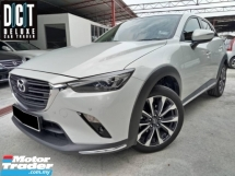2018 MAZDA CX-3 2.O GVC NEW FACELIFT HIGH SPEC FULL SERVICE RECORD UNDER WARRANTY ONE OWNER LOW MILEAGE LIKE NEW CAR