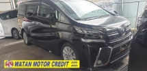 2015 TOYOTA VELLFIRE 2.5ZA Edition JBL SUNROOF NO HIDDEN CHARGES ORIGINNAL MILEAGE