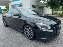 2016 MERCEDES-BENZ CLA 200 AMG LINE ONE OWNER TIPTOP FULL SPEC