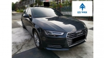 2017 AUDI A4 2017 Audi A4 2.0 TFSI Warranty until August 2022