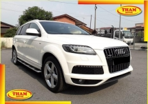 2011 AUDI Q7 3.0TFSI QUATTRO TDI 7 SEATER (A)MUST VIEW FREE 1YEAR WARRANTY GOOD CONDITION LOW MLEAGE LIKE NEW ACCIDENT FREE AND 1 CAREFUL OWNER