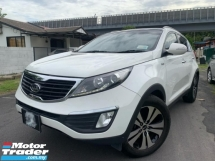 2014 KIA SPORTAGE 2.0 FULL SPEC MOONROOF LED LEATHER SEAT TIPTOP CONDITION