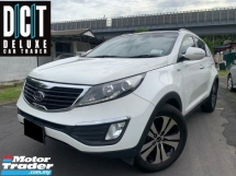 2014 KIA SPORTAGE 2.0(A) FACELIFT SUNROOF KEYLESS LEATHER SEAT LIKE NEW CONDITION 1 OWNER