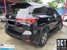 2018 TOYOTA FORTUNER 2.7V NEW VERSION FACELIFT FULL SERVICE UNDER WARRANTY UNTIL 2023 ONE OWNER NEW CAR CONDITION