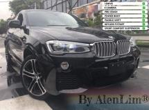 2015 BMW X4 M SPORT 2.0 TURBO (UNREG) FREE WRTY n SERVICE