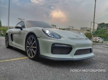 Porsche Cayman 981 GT4 PP Bodykit Install Paint  Exterior & Body Parts > Car body kits