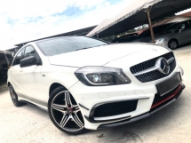2015 MERCEDES-BENZ A-CLASS A250 2.0 AMG (A) FULL BODYKIT FULL SERVICE RECORD