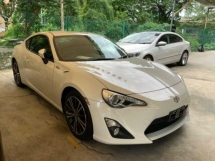 2015 TOYOTA 86 Pan 200hp leather push start back camera unregistered
