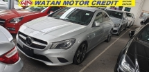 2016 MERCEDES-BENZ CLA 180 AVANTGARDE JAPAN SPEC KEYLESS PUSH START NO HIDDEN CHARGES