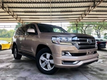 2014 TOYOTA LAND CRUISER OFF ROAD KING