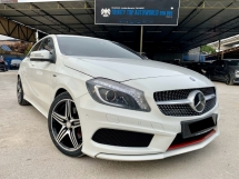 2015 MERCEDES-BENZ A-CLASS A250 2.0 SPORT AMG FULL SPEC - FACELIFT - WARRANTY - FULL SERVICE RECORD - LIKE NEW - SUPERB CONDITION - END YEAR SALE
