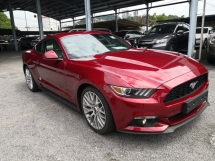 2016 FORD MUSTANG 2.3 ECO BOOST INC SST UK UNREG
