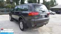 2011 MITSUBISHI PAJERO SPORT 2.5 (A) 4x4 (CBU NEW) Orig Condition Never Accident Before No Repair Need Worth Buy