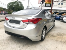 2014 HYUNDAI ELANTRA 1.6 HIGH SPEC (A) NAPPA LEATHER SEAT PUSH START BUTTON ORIGINAL PAINT LOW MILLEAGE ONE CAREFUL OWNER