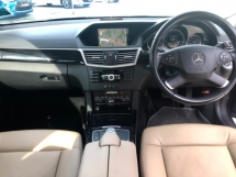 2013 MERCEDES-BENZ E-CLASS E250 1.8 CGI TURBO (A) FACELIFT PANORAMIC ROOF