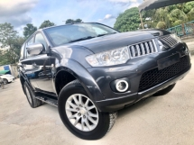 2011 MITSUBISHI PAJERO 2.5 SPORT (A) FACELIFT 4x4 FULL SPEC CAR KING