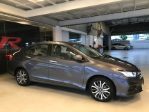 2019 HONDA CITY 1.5 i-VTEC 120hp 7-speed Continuous Variable Transmission Vehicle Stability Assist ABS Braking Eco Button Bluetooth Connectivity Smart Entry Push Start Button Paddle Shift Full LED Lights Rear Aircond
