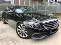 2017 MERCEDES-BENZ E-CLASS E250 2.0 Exclusive Sedan (TRUE YEAR MAKE)(UNDER WARRANTY)(LOW MILEAGE)(ONE OWNER)