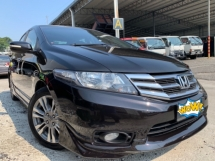2014 HONDA CITY 1.5 (A) E Spec Tip Top Modulo Bodykit