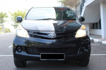 2014 TOYOTA AVANZA 1.5E AUTO -  SUPERB ORIGINAL CONDITION