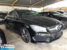 2014 MERCEDES-BENZ CLA CLA250 AMG 2.0 Turbo 211hp 7G-Dual Clutch Transmission 2 Memory Seat Intelligent Bi-Xenon Lights Multi Function Paddle Shift Steering Dual Zone Climate Reverse Camera Bluetooth Connectivity Unreg
