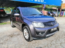 2013 SUZUKI GRAND VITARA 2.0 AT