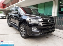 2017 TOYOTA LAND CRUISER 4.6 ZX G UNREG