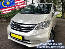 2013 HONDA FREED 1.5 I-VTEC (A) NEW FACELIFT COMPACT MPVs