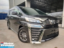 2018 TOYOTA VELLFIRE 2018 Toyota Vellfire 3.5 Executive Lounge Demo Car High Spec Unregister for sale
