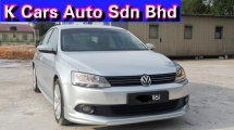 2013 VOLKSWAGEN JETTA 1.4 (A) TSI (CBU NEW) Car Keep In Original Condition Gearbox No Problem Never Accident Before Free Warranty Worth Buy