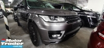 2015 LAND ROVER RANGE ROVER SPORT SDV6 HSE DYNAMIC 3.0 / 7 SEATER / READY STOCK
