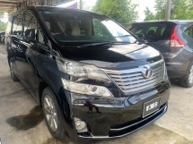2008 TOYOTA VELLFIRE 2.4V 2 POWER DOOR TIP TOP CONDITION LOOK LIKE NEW