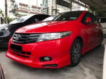 2010 HONDA CITY 1.5E Auto Xlesen High Loan