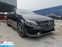 2016 MERCEDES-BENZ C-CLASS C300 AMG COUPE - UK SPEC - UNREGISTERED