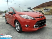 2012 FORD FIESTA 1.6L SPORT FREE 1YEAR WARRANTY GOOD CONDITION LOW MLEAGE LIKE NEW ACCIDENT FREE AND 1 CAREFUL OWNER