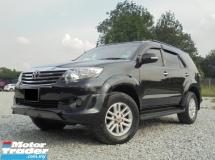 2012 TOYOTA FORTUNER 2.7 V 4x4 TRD Sportivo Facelift