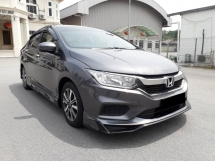 2018 HONDA CITY 1.5 V FACELIFT (A)100% FREE 1YEAR WARRANTY GOOD CONDITION LOW MLEAGE LIKE NEW ACCIDENT FREE AND 1 CAREFUL OWNER