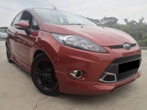 2012 FORD FIESTA 1.6L LX TIP TOP CONDITION