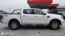 2017 FORD RANGER 2.5 XLT TDCI 4X4 DOUBLE CAB