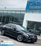 2015 MERCEDES-BENZ C-CLASS C180 AVANTGARDE 1.6L (A) + TURBOCHARGED + LOW ORIGINAL MILEAGE  + UNREGISTERED JAPAN PREMIUM SELECTION CAR