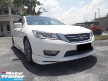 2014 HONDA ACCORD 2.4 VTI-L FREE 1YEAR WARRANTY GOOD CONDITION LOW MLEAGE LIKE NEW ACCIDENT FREE AND 1 CAREFUL OWNER