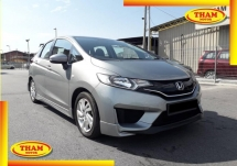 2016 HONDA JAZZ 1.5 V MUGEN BODYKIT FREE 1YEAR WARRANTY GOOD CONDITION LOW MLEAGE LIKE NEW ACCIDENT FREE AND 1 CAREFUL OWNER