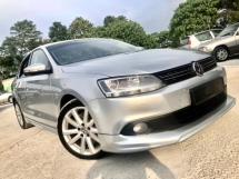 2013 VOLKSWAGEN JETTA 1.4 TSI (A) CBU FACELIFT PADDLE SHIFT