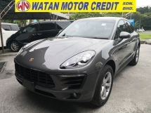 2014 PORSCHE MACAN 2.0 INC SST JAPAN UNREG