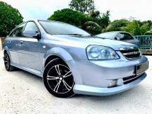 2007 CHEVROLET OPTRA 1.8 SEDAN LT (A) FULL SPEC TIP-TOP CONDITION